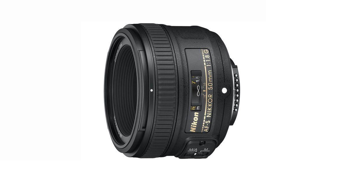 nikkor 50mm f1.8(ニコン用)